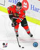 Duncan Keith 2012-13 Action Photo