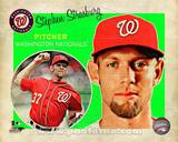 Stephen Strasburg 2013 Studio Plus Photo