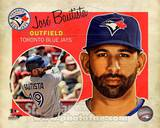 Jose Bautista 2013 Studio Plus Photo