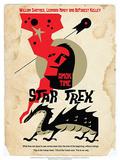 Star Trek Episode 30: Amok Time TV Poster Kunstdrucke