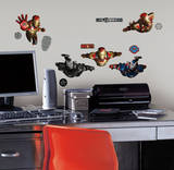 Iron Man 3 Peel &amp; Stick Wall Decals Wall Decal