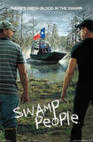 Swamp People Key Art Television Poster Poster
