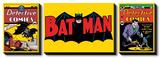 Batman and Comics Print