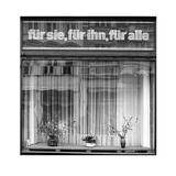 Schaufensterbummel - für alle Limited Edition by Siegfried Wittenburg