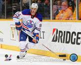 Ryan Smyth 2012-13 Action Photo
