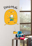 Adventure Time Peel & Stick Giant Wall Decals Decalque em parede