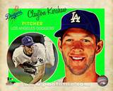 Clayton Kershaw 2013 Studio Plus Photo