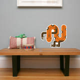 Letter N - Nelson the Newt Wall Decal Wall Decal by Wee Society