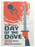 Star Trek Episode 62: Day of the Dove TV Poster Kunstdrucke