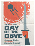 Star Trek Episode 62: Day of the Dove TV Poster Prints