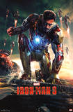 Iron Man 3 Movie Poster Prints