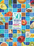 50 Ways to Eat More Fruits and Vegetables For Breakfast Educational Laminated Poster Posters
