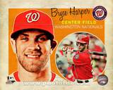 Bryce Harper 2013 Studio Plus Photo