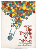 Star Trek Episode 44: The Trouble With Tribbles TV Poster Posters