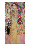 Portrait of a Lady, 1917-18 Reproduction procédé giclée Premium par Gustav Klimt