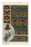 Crown Imperial Flower in Wallpaper and Fabric Patterns Prints