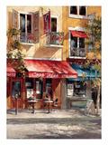 Casa Mia Italiano Kunstdrucke von Brent Heighton