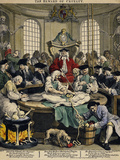 The Reward of Cruelty, 1751 Giclee Print by William Hogarth