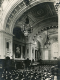 Berlin, State Library, Reading Room Photographic Print