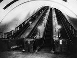 Underground Station, London, C.1930 Photographic Print