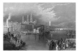 Rouen, C.1850 Giclee Print