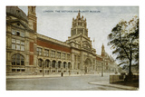 Victoria and Albert Museum, London, England Giclee Print
