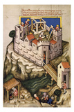 The Corvees of the Israelites in Egypt, 1411 Giclee Print