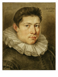 Portrait of Jacob Matham Giclee Print by Hendrick Goltzius