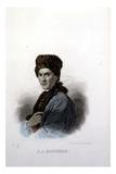 J.J.Rousseau Art by Allan Ramsay