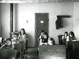 Village School, USA, 1941 Photographic Print
