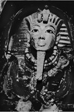 Tutankhamen, Gold Mask, C 1340 BC Photographic Print