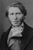 John Ruskin, C.1870 Stretched Canvas Print