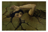 The Last Judgement, 1449-51 Kunstdruck von Rogier van der Weyden