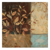 Autumn Texture 1 Posters by Sandra Smith