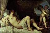 Danae, 1545-46 Wydruk giclee autor Titian (Tiziano Vecelli)