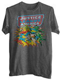Justice League - Group Power Shirts