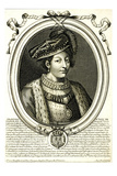 Francis II (Francois II) of France (1559-60) Posters by Nicolas de Larmessin