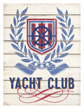 American Yacht Giclee Print by Sam Appleman