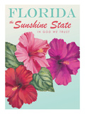 Sunshine State Affiches par Marco Fabiano