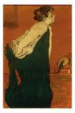 Marthe Mellot Giclee Print by Edouard Vuillard