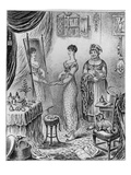 Dress Completed Prints by James Gillray