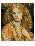 Helen of Troy, 1863 Giclee Print by Dante Gabriel Rossetti