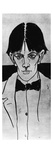 Self Portrait Giclee Print by Aubrey Beardsley