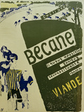 Bécane (Affiche) (Bécane, Poster), c.1894 Prints by Edouard Vuillard