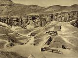 Valley of the Kings, C 1925 Fotografie-Druck