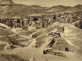 Valley of the Kings, C 1925 Photographic Print