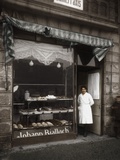Bakery in Berlin, C.1925 Photographic Print