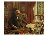 Porträt des Monsieur André Bénac (Formerly State Council and Officer of the Kunstdrucke von Edouard Vuillard