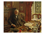 Porträt des Monsieur André Bénac (Formerly State Council and Officer of the Prints by Edouard Vuillard