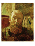 Self Portrait Giclee Print by Edouard Vuillard